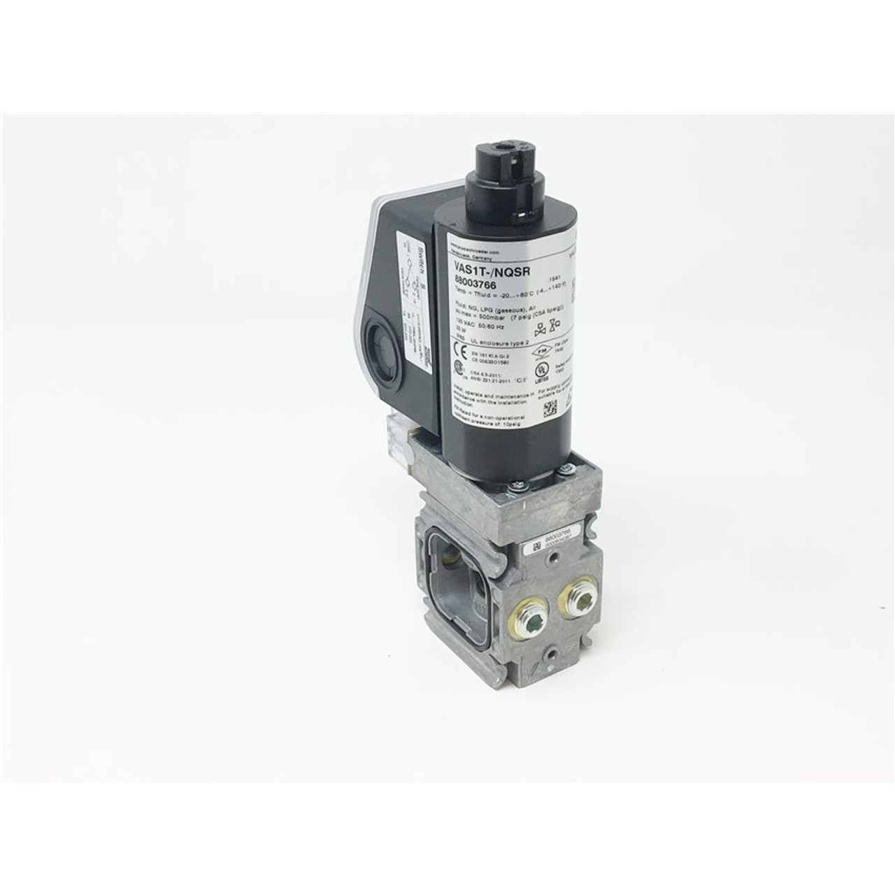 KROMSCHRODER VAS1T-/NQSR GAS SOLENOID VALVE - KS88003766