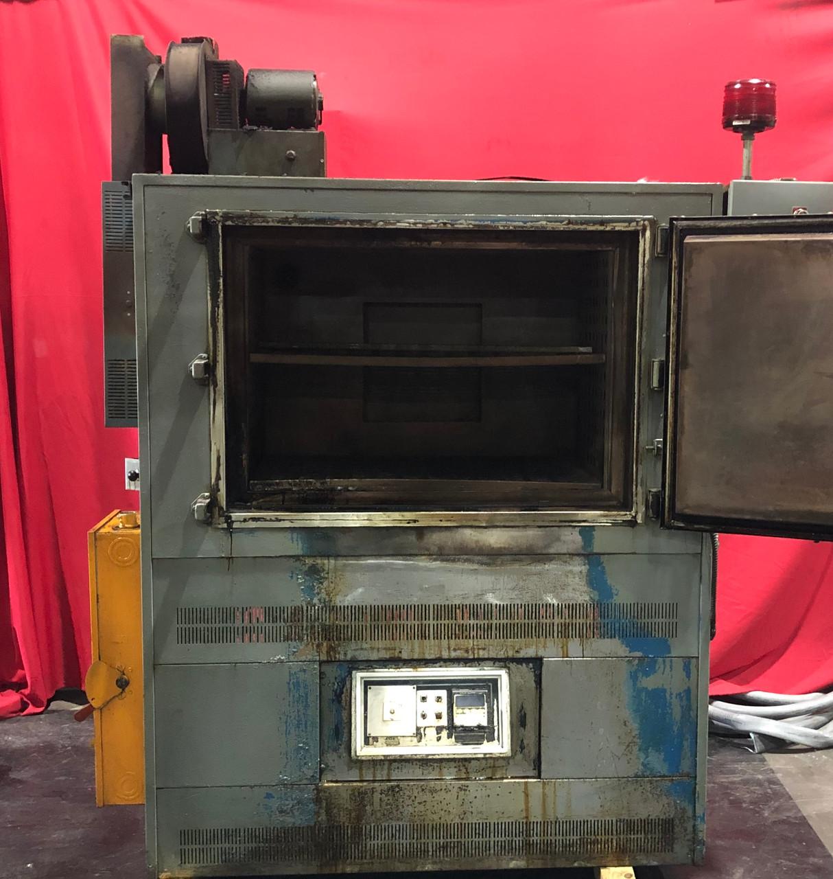 "Blue M CW-8880F Cabinet Oven (1300F) 36""W x 20""L x 25""H"