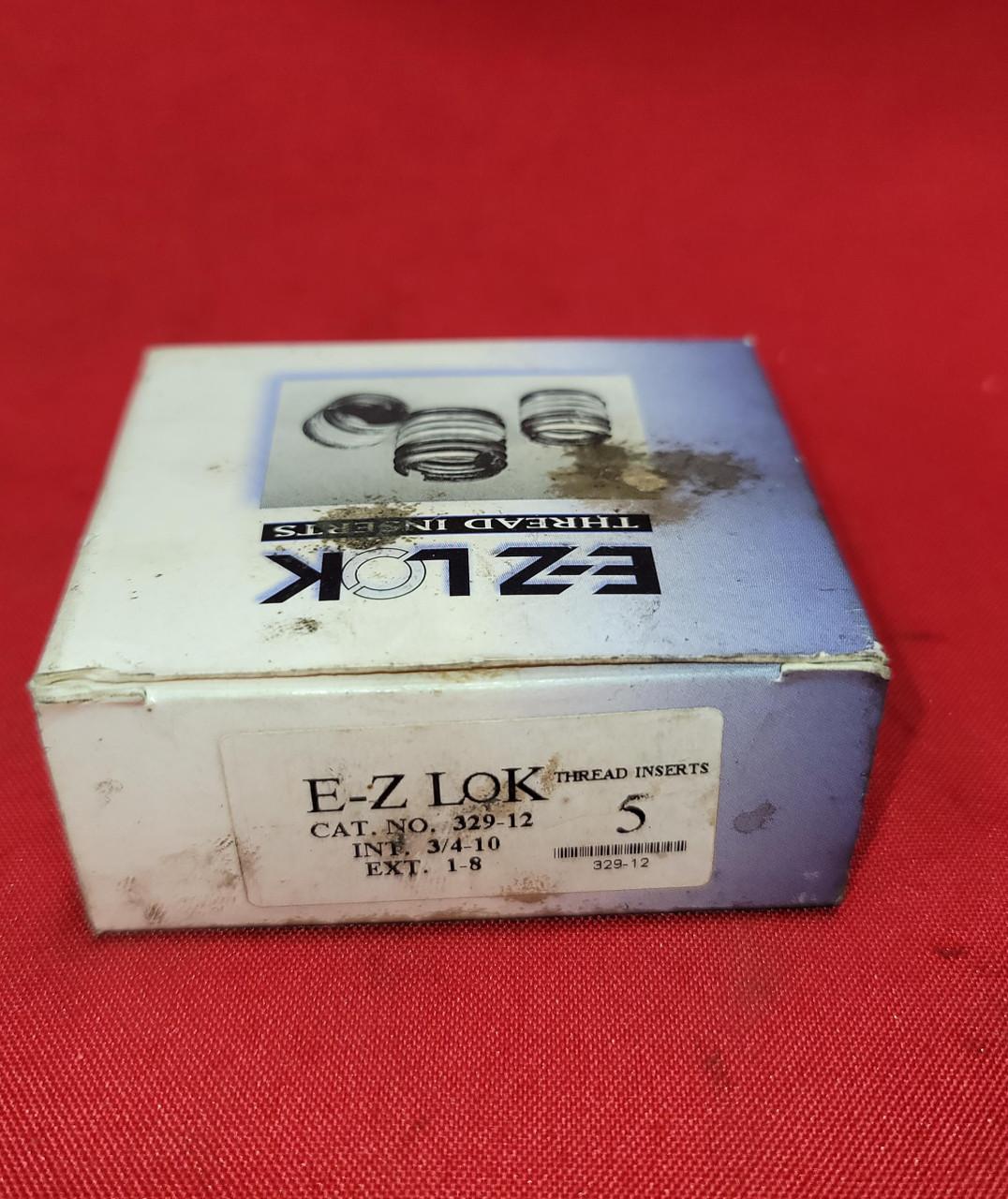 E-Z Lok 329-12 Thread Inserts Box of 5