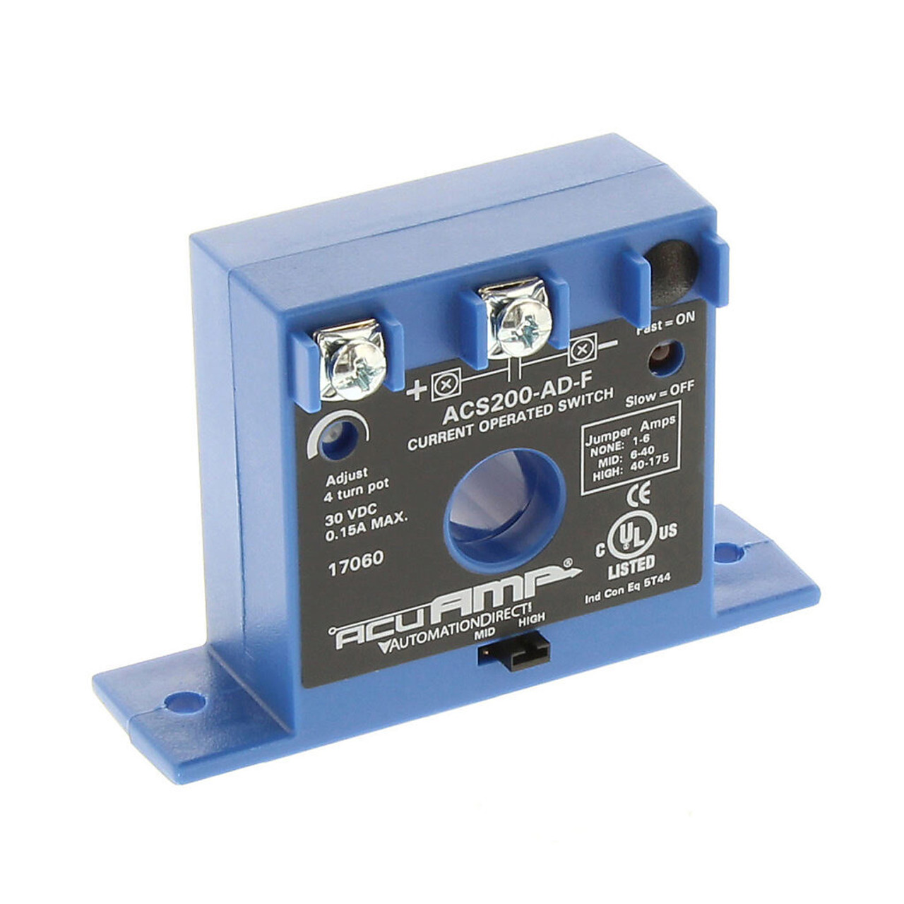 Automation Direct AcuAMP Current Switch ACS200-AD-F