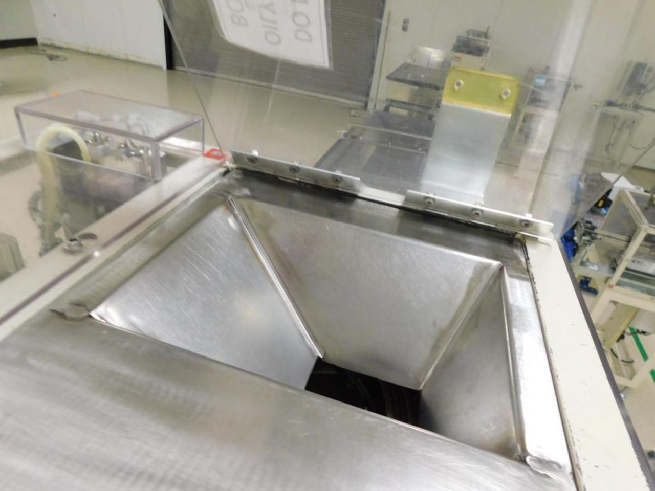 NTN Vibratory Bowl Feeder, Model K16 with a model K-ECA46 controller