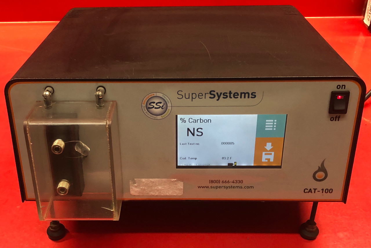 SSi Super Systems  CAT 100 - Carbon Atmosphere Tester P/N: 13569