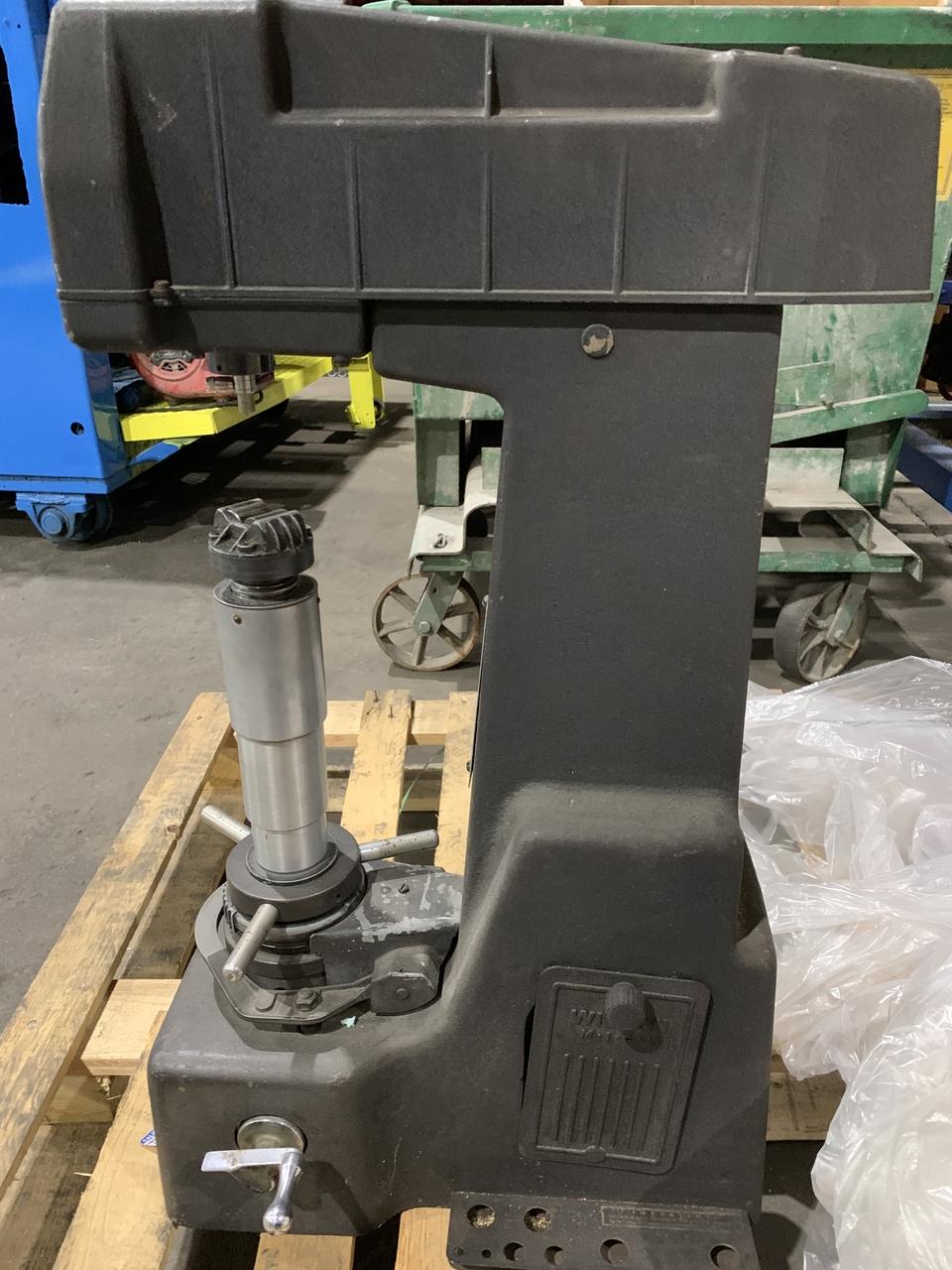 Wilson Hardness Tester 4JR- Scale B