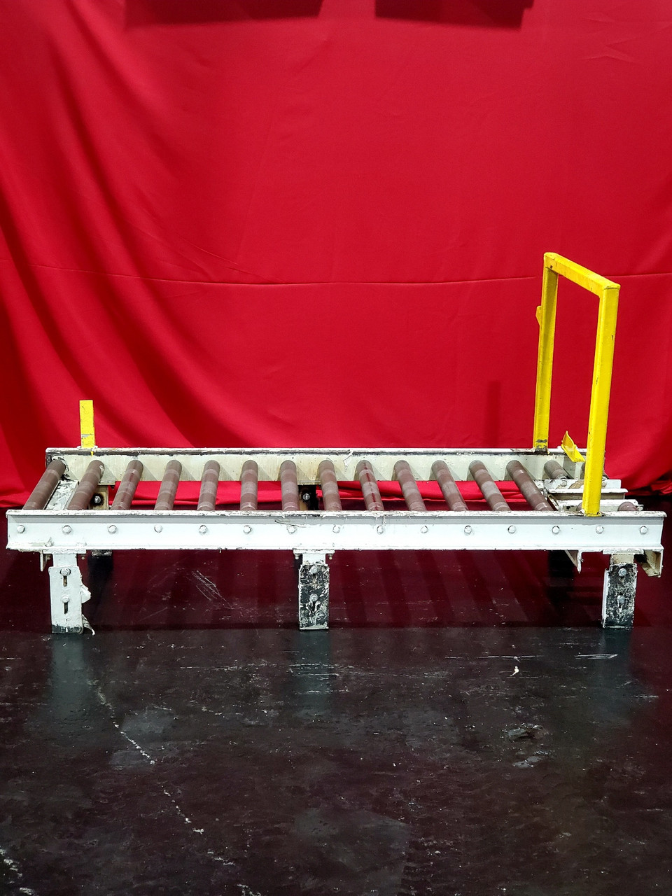 """Surface Combustion 36x48"""" Rail Storage Table - Low Profile"""