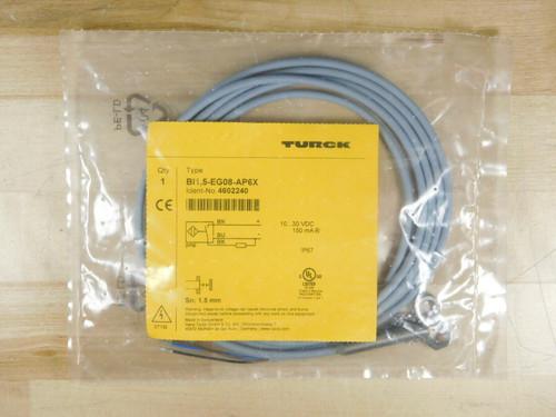 TURCK BI1.5-EG08-AP6X Proximity Sensor Switch