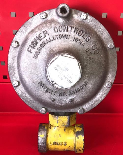 "Fisher Controls Gas Regulator 730C 1-1/4""NPT"