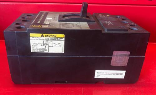 Square D KAL36175 Circuit Breaker, 175 AMP