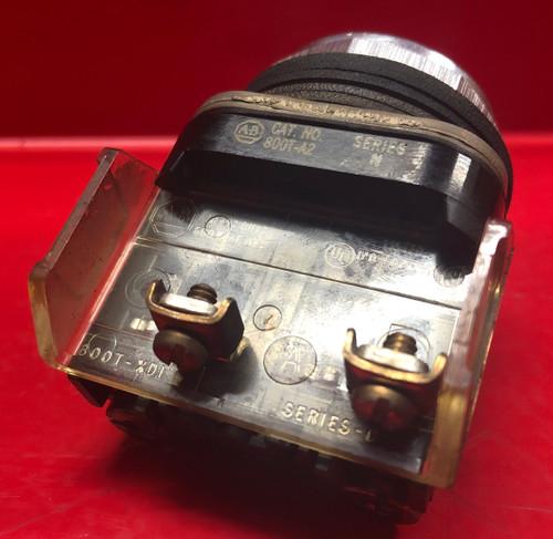 Allen Bradley 800T-A2 Flush Head Push-Button