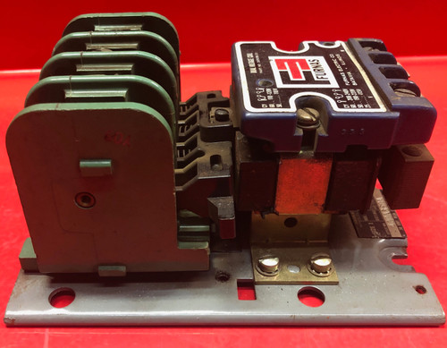 Siemens Furnas Contactor 40DA35BA w/ D2936-31 Dual Voltage Coil