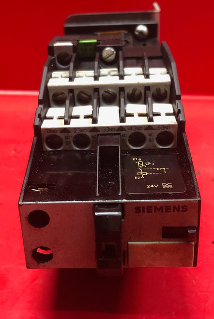 Siemens 3TH4454-0B Contactor Relay