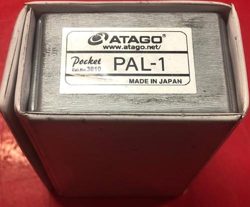Atago 3810 PAL-1 Digital Hand-Held Pocket Refractometer