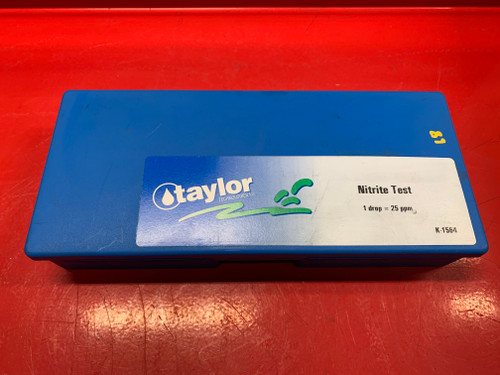 Taylor Technologies Nitrite Test Kit K-1564