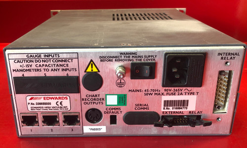 Edwards D38655000 Active Gauge Controller