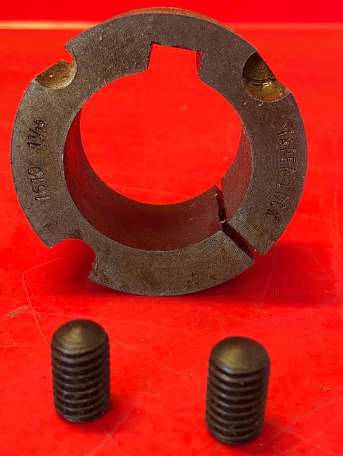"Link-Belt 1610 Taper Lock Bushing X 1-7/16"" BORE"