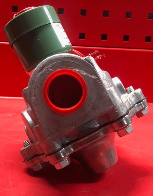 """Asco  8215C053 1"""" Aluminum Air and Fuel Gas Solenoid Valve"""