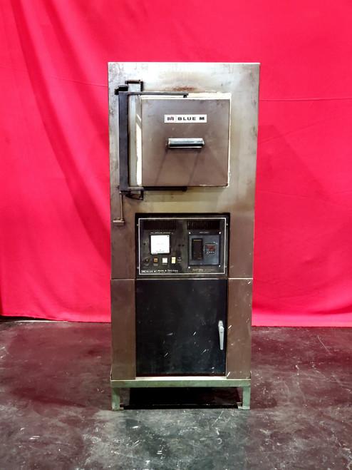 """Blue M Model 8640F-3 Electric Oven, 10"""" x 10"""" x 16"""" D, 2000 Deg F, 240/3/60"""
