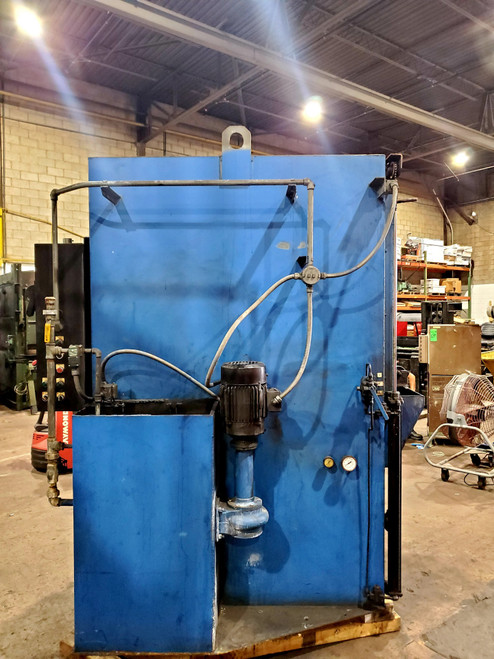 "Surface Combustion 36x48x30"" Electrically Heated Spray Washer"