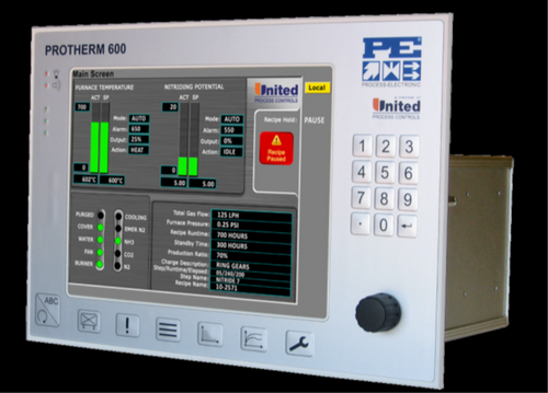 United Process Controls - Protherm 600 Programmable Controller
