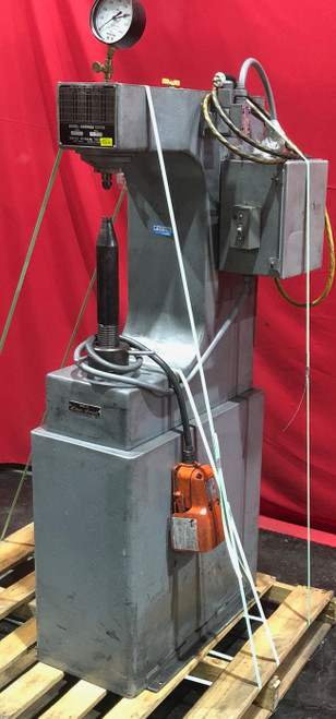 Service Physical (Sun-Tec) T14-10 Brinell Hardness Tester  - 500-3000kg