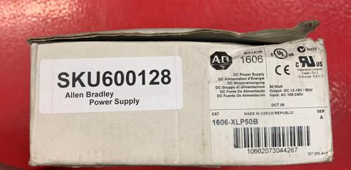 Allen Bradley 1606-XLP50B Power Supply