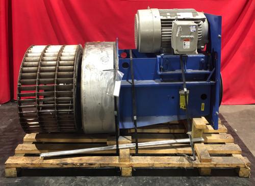 IGE MI-330-FC-T Multiblade Forward Curved Centrifugal Fan