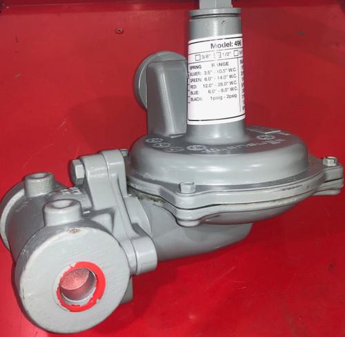 "Sensus 496 1/2"" Gas Regulator"