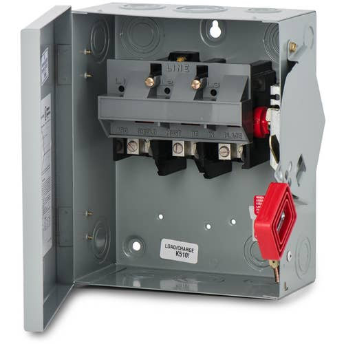 GE Safety Disconnect 30A Part# THN3361