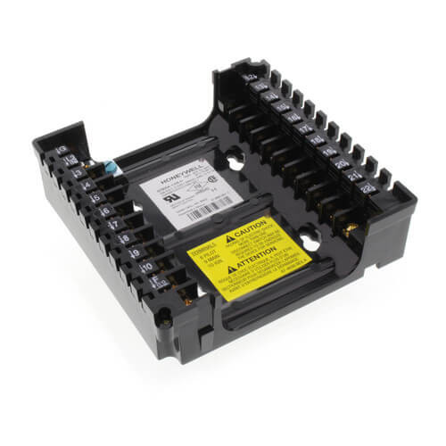 Honeywell Q7800A 1005 Universal Wiring Subbase - Panel Mount