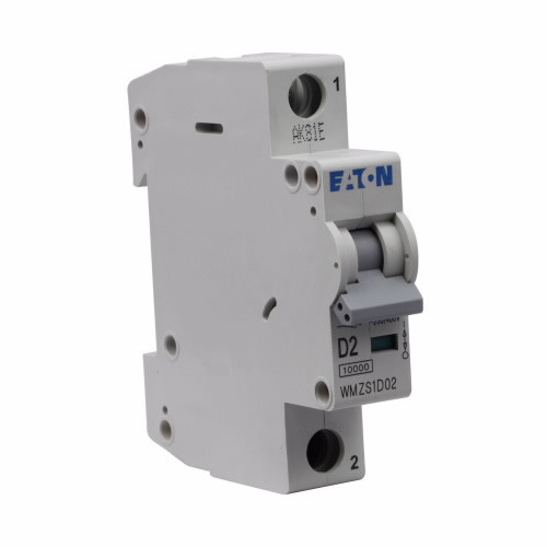 EATON WMZS1D03 Circuit Breaker, Thermal Magnetic; 277V AC 48V DC; 3A