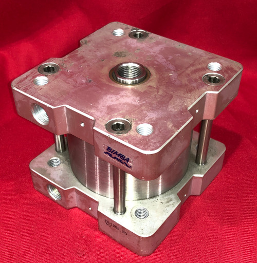 Bimba Square Flat-1 Compact Cylinder - FS-1252.25