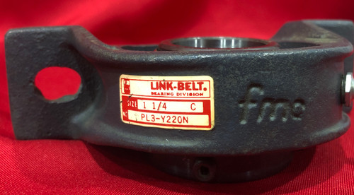 Link-Belt PL3-Y220n Pillow Block Ball Bearings