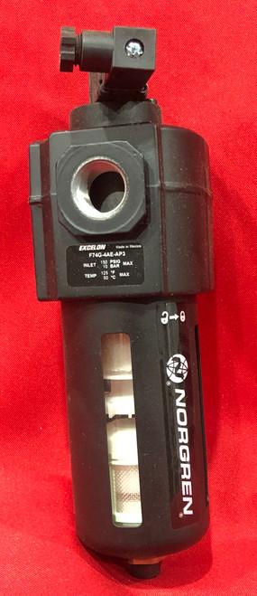 NORGREN F74G-4AE-AP3 PNEUMATIC FILTER