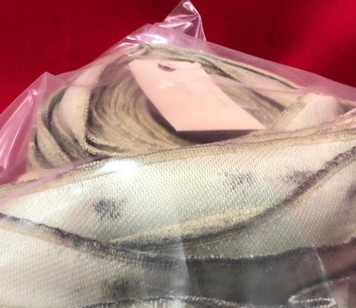 """Taofibre 2"""" Flat Ceramic Fiber Cloth 100Ft"""