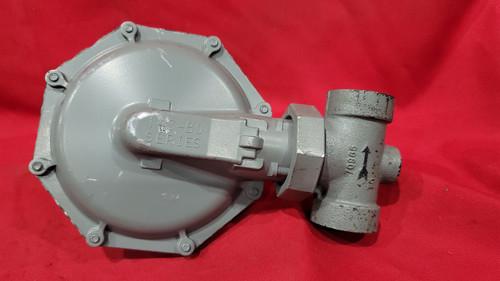 """Sensus 143-80-2 (12"""" W.C. to 1 PSI) Orange Spring Gas Regulator"""