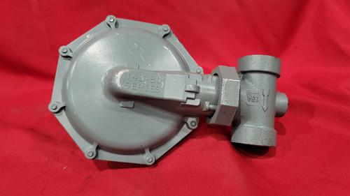 """Sensus 143-80 (6""""-14"""" W.C) Green Spring Gas Regulator"""