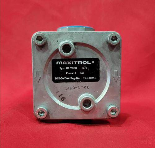 """Maxitrol 1 1/4"""" NPT Filter - HF2000"""