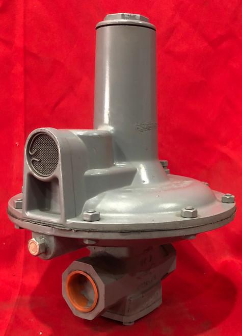 """Sensus 122-8 1"""" Green Spring Gas Pressure Regulator"""