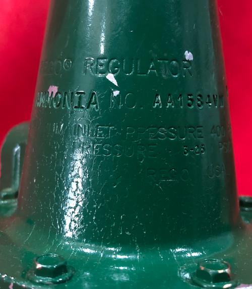 Rego AA1584VW Ammonia Regulator