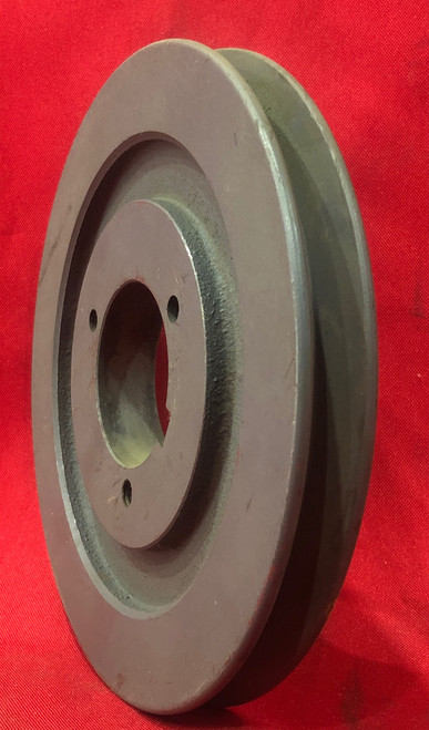 "Browning 1TA64 1-Groove Pulley Sheave Split Taper P1 Bushing A V-Belt 6.65"" OD"