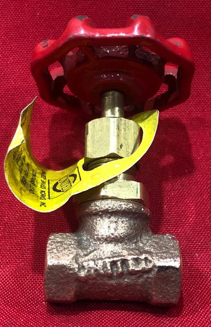 """United Brass Works 81T 1/8"""" Valve"""