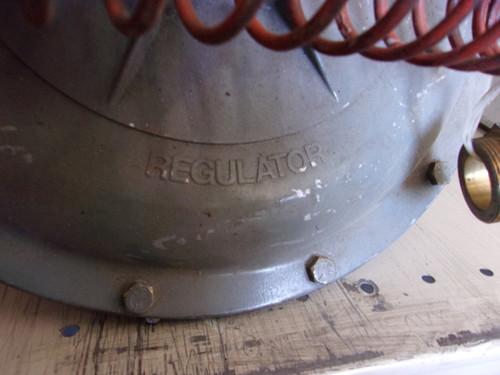 "Sensus/Rockwell Regulator # 121-12-2; 2"" Gas Regulator; 12-28"" WC  60Psi"