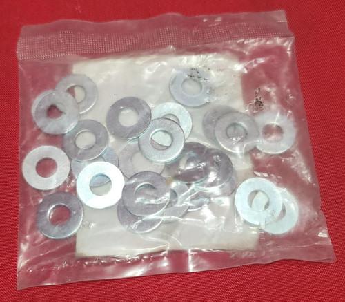 Everbilt 327915 1/4 in Flat Washers (25 PK)