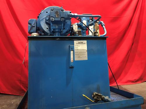 Newton-Eaton 1200 psi 60 Gallon Hydraulic Power Unit