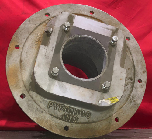 Pyronics 4001-NM-R-1-BH Nozzle Mix Burner