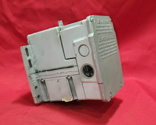 Honeywell M7284A1004 120V Non-Spring Return Foot Mounted Actuator