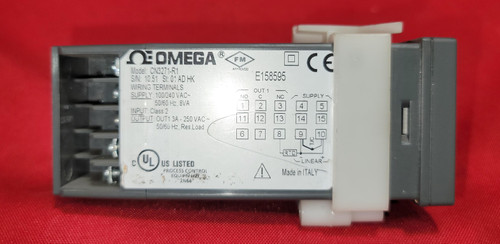 Omega CN3271-R1 High-Low Limit Alarm Unit Temperature Controller
