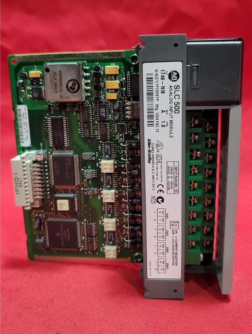 Allen Bradley 1746-NI8 SLC-500 Analog Input Module