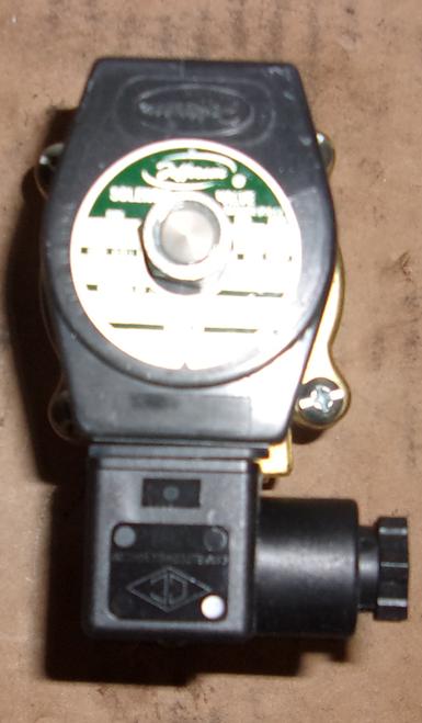 "Jefferson Valves 1335BE6AT, 3/4"" 2 Way Solenoid Valve 24V"