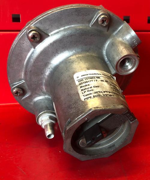 Kromschroder Gas/Air Ratio Regulator GIK 15TN02