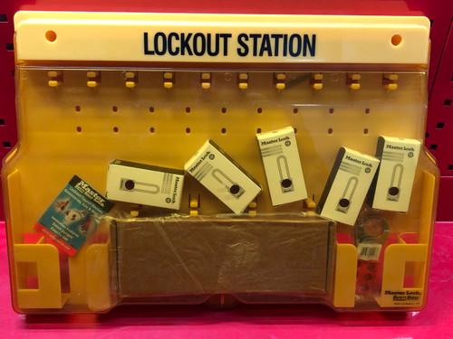 Master Lock 1483 Lockout Station